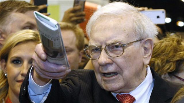 Những lần tỷ phú Warren Buffett lên tiếng về Bitcoin - Ảnh 6.