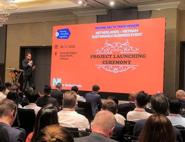 Vietnam, Netherlands target sustainable agri-business development