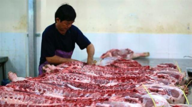 Giá hàng hoá ổn định, lợn hơi dưới 80.000 đồng/kg