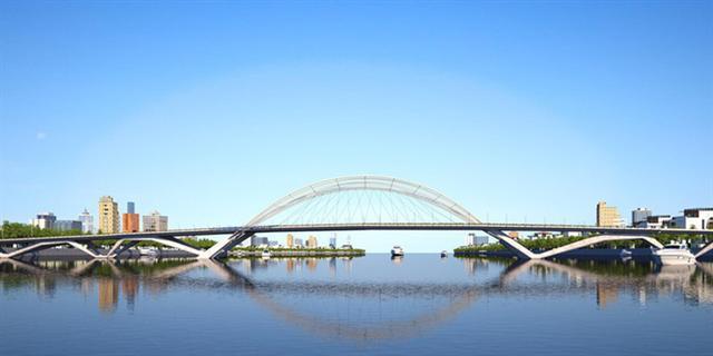 4 cầu bắc qua sông Sài Gòn nối Thủ Thiêm