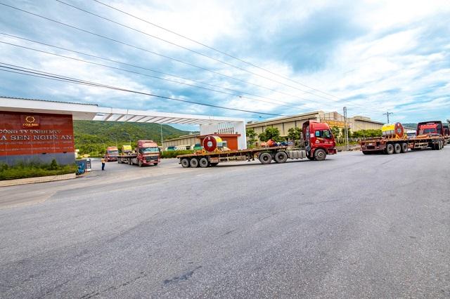 HSG nhộn nhịp xuất khẩu xuyên Tết Tân Sửu 2021