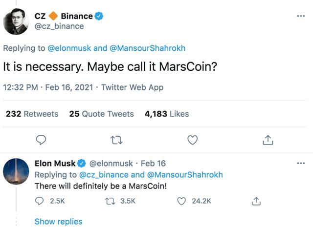 Elon Musk muốn phát hành tiền ảo Marscoin cho nền kinh tế sao Hỏa - Ảnh 1.
