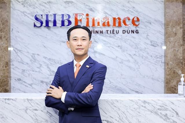 SHB Finance announces changes in management team