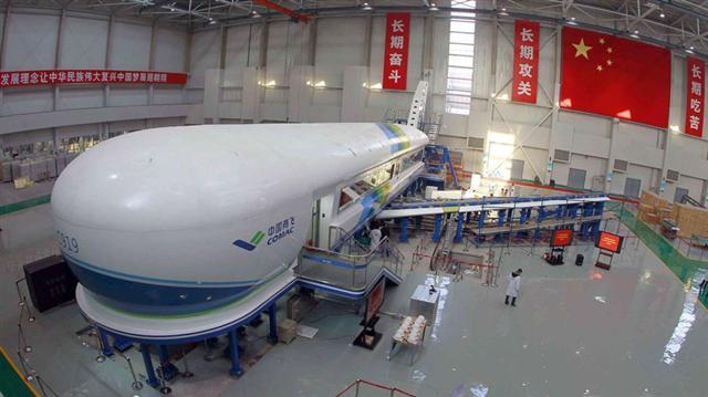 Trung Quốc gặp khó trong tham vọng bá chủ bầu trời ảnh 2