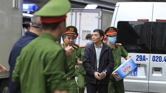 Đại án Gang thép Thái Nguyên: Cựu chủ tịch VNS 'than' mức án đề nghị 'hơi nặng'