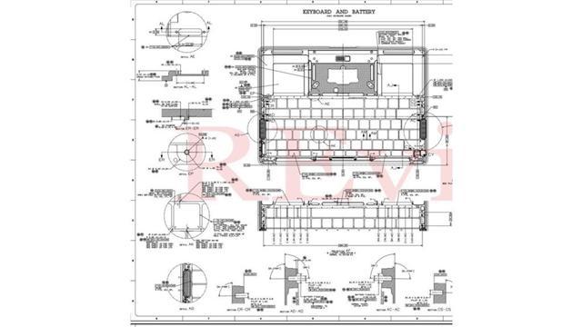 Rò rỉ MacBook Pro 2021 ảnh 1