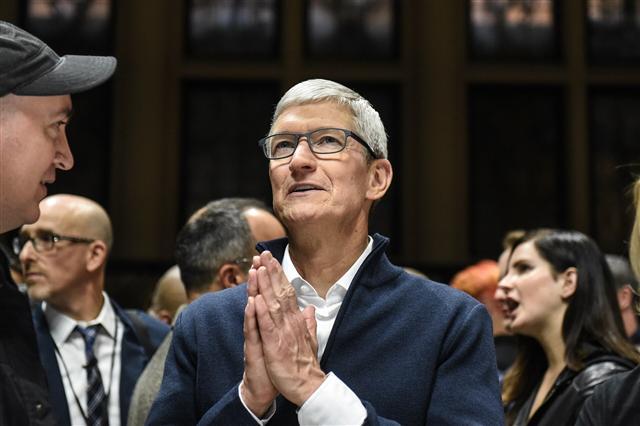 Apple tập trung mua lại các công ty nhỏ ảnh 1