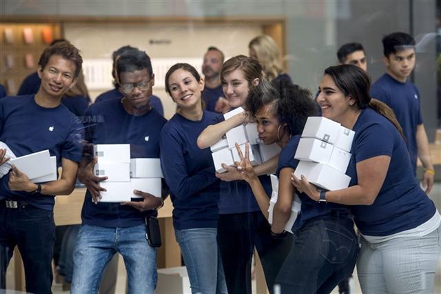 Apple tập trung mua lại các công ty nhỏ ảnh 3