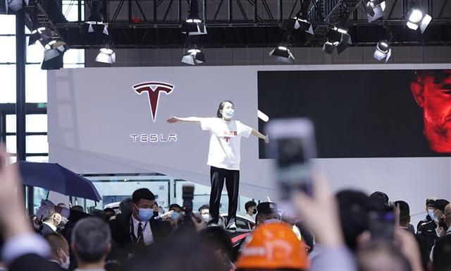 số phận Tesla ở Trung Quốc ảnh 1