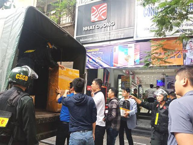 2 tiệm vàng giúp Nhật Cường chuyển hơn 2.500 tỉ đồng ra nước ngoài? - Ảnh 1.