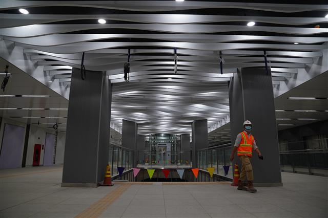 Ga Ba Son - tuyến metro số 1 về đích trước kế hoạch
