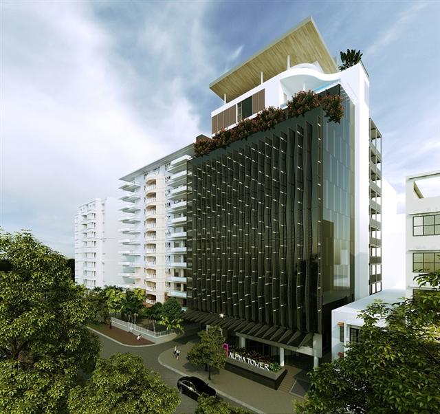 Savills Vietnam appointed as the exclusive leasing agent for Alpha Tower