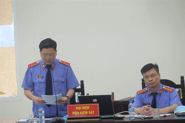 Anh trai ông chủ Nhật Cường bị đề nghị nhận 7 đến 8 năm tù