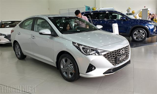 10 ô tô bán chạy nhất Việt Nam tháng 4.2021