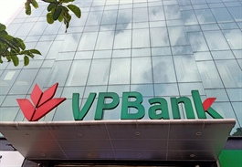Giá cổ phiếu 'miệt mài' leo dốc, VPBank đón 1 cổ đông lớn