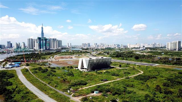 TP.HCM: Đề xuất điều chỉnh dự án 'Nhà hát Thủ Thiêm' lên gần 2.000 tỉ đồng