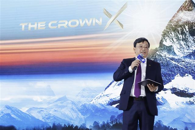 Reasons behind the $400 million investment in The CrownX of Masan