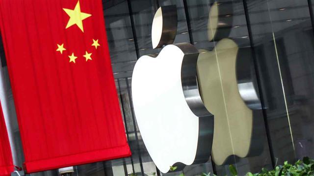 Apple và thị trường Trung Quốc ảnh 1