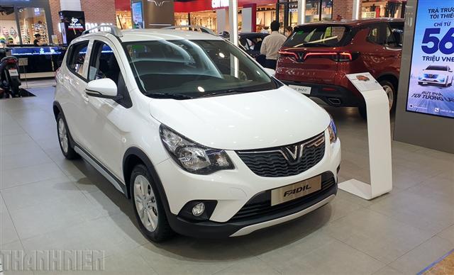 10 ô tô bán chạy nhất Việt Nam tháng 5.2021