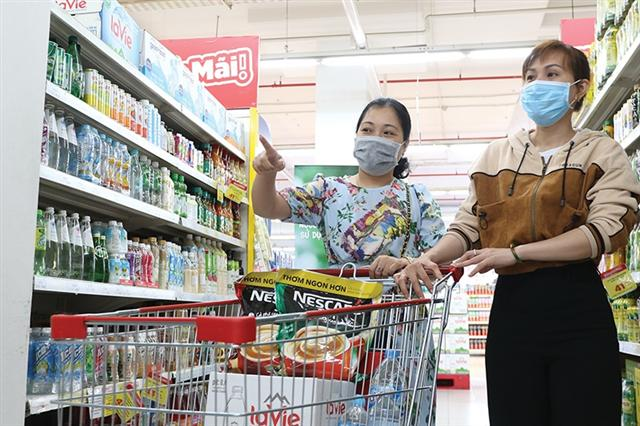 Domestic retailers realise their potential of retaking Vietnam