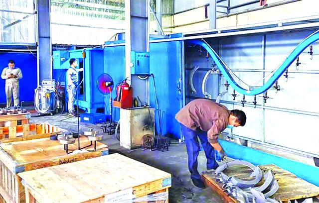 Hai Phong Province: Practical support for rural industry