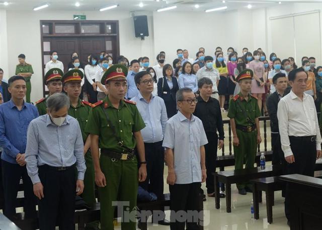 Ngày 28/6, xét xử phúc thẩm vụ án liên quan con trai ông Trần Bắc Hà