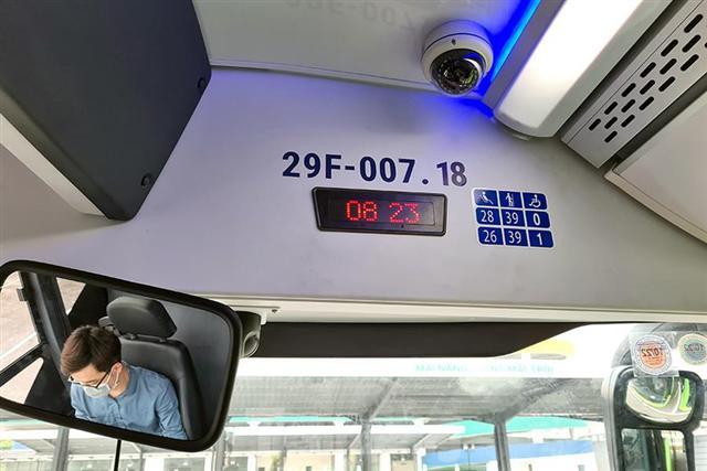 Bộ GTVT xin Chính phủ lùi xử phạt khi chưa lắp camera xe khách đến 30/6/2022