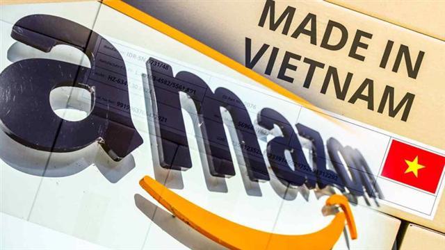 Cạnh tranh với Alibaba, Amazon đẩy mạnh chiến lược