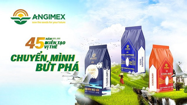 angimex food tu hao chat luong quoc te trong tung hat gao