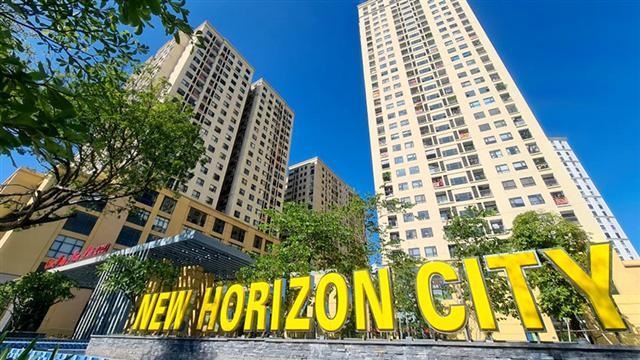 Chủ đầu tư chung cư New Horizon City 'gắp thuế đất vườn hoa bỏ tay cư dân'
