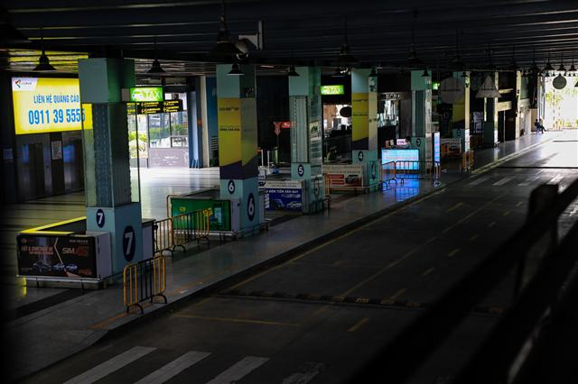 Sân bay Tân Sơn Nhất vắng lặng ảnh 3