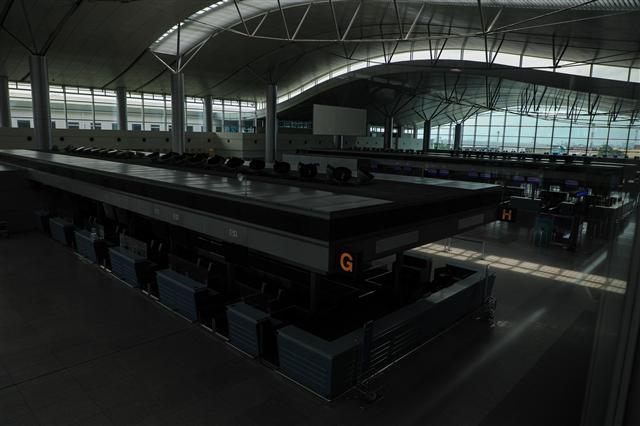 Sân bay Tân Sơn Nhất vắng lặng ảnh 11