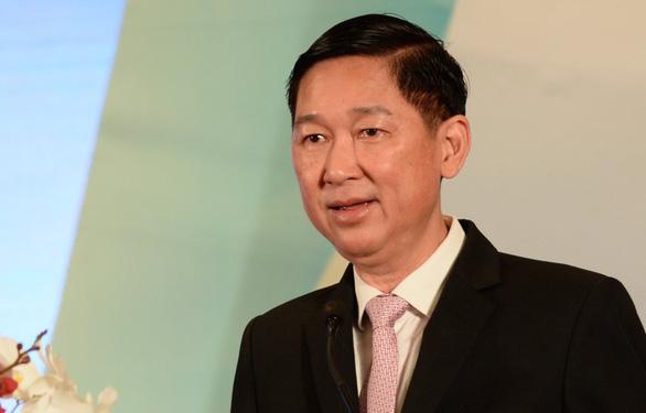 Cựu phó chủ tịch UBND TP.HCM Trần Vĩnh Tuyến bị truy tố liên quan vụ SAGRI - Ảnh 1.