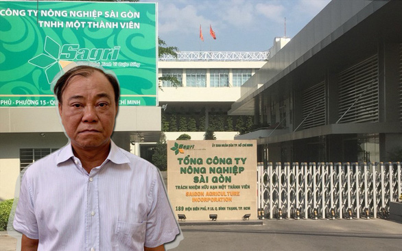 Cựu phó chủ tịch UBND TP.HCM Trần Vĩnh Tuyến bị truy tố liên quan vụ SAGRI - Ảnh 2.