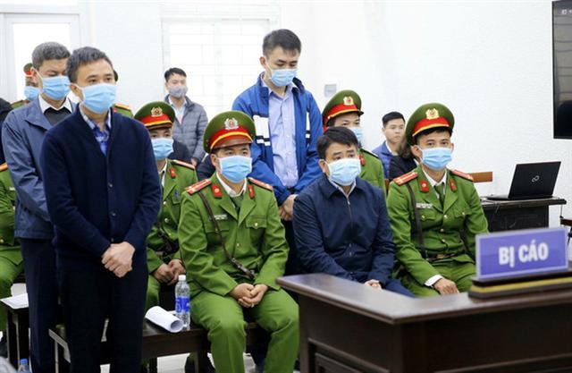 Truy tố ông Nguyễn Đức Chung cùng đồng phạm gây thiệt hại hơn 26 tỉ đồng - Ảnh 1.