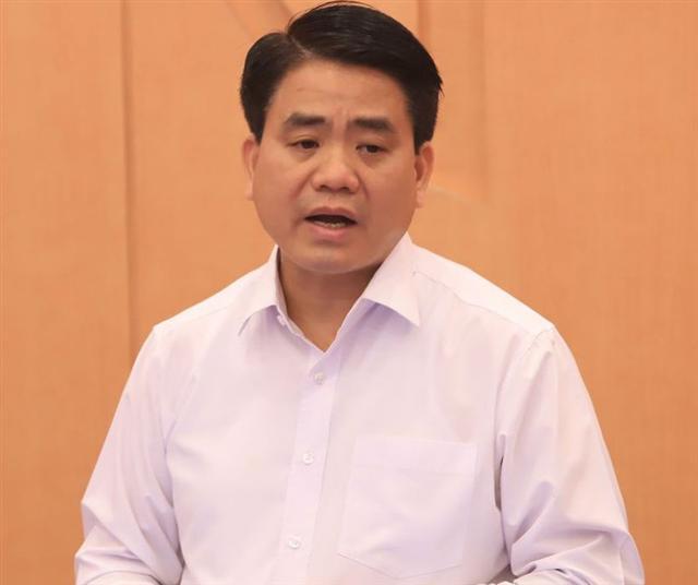Tiếp tục truy tố ông Nguyễn Đức Chung vụ chỉ đạo cho người thân trúng thầu