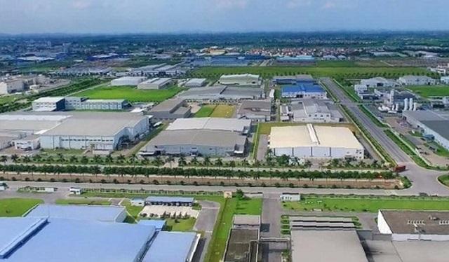 Thị trường bất động sản công nghiệp vẫn là điểm sáng thu hút vốn FDI