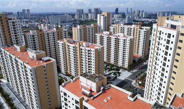 TP.HCM xây dựng nhà ở xã hội ảnh 1