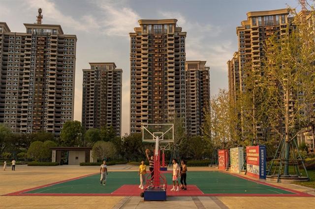 Giá nhà Trung Quốc ảnh 1