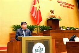 Quốc hội xem xét cơ chế, chính sách đặc thù phát triển một số địa phương